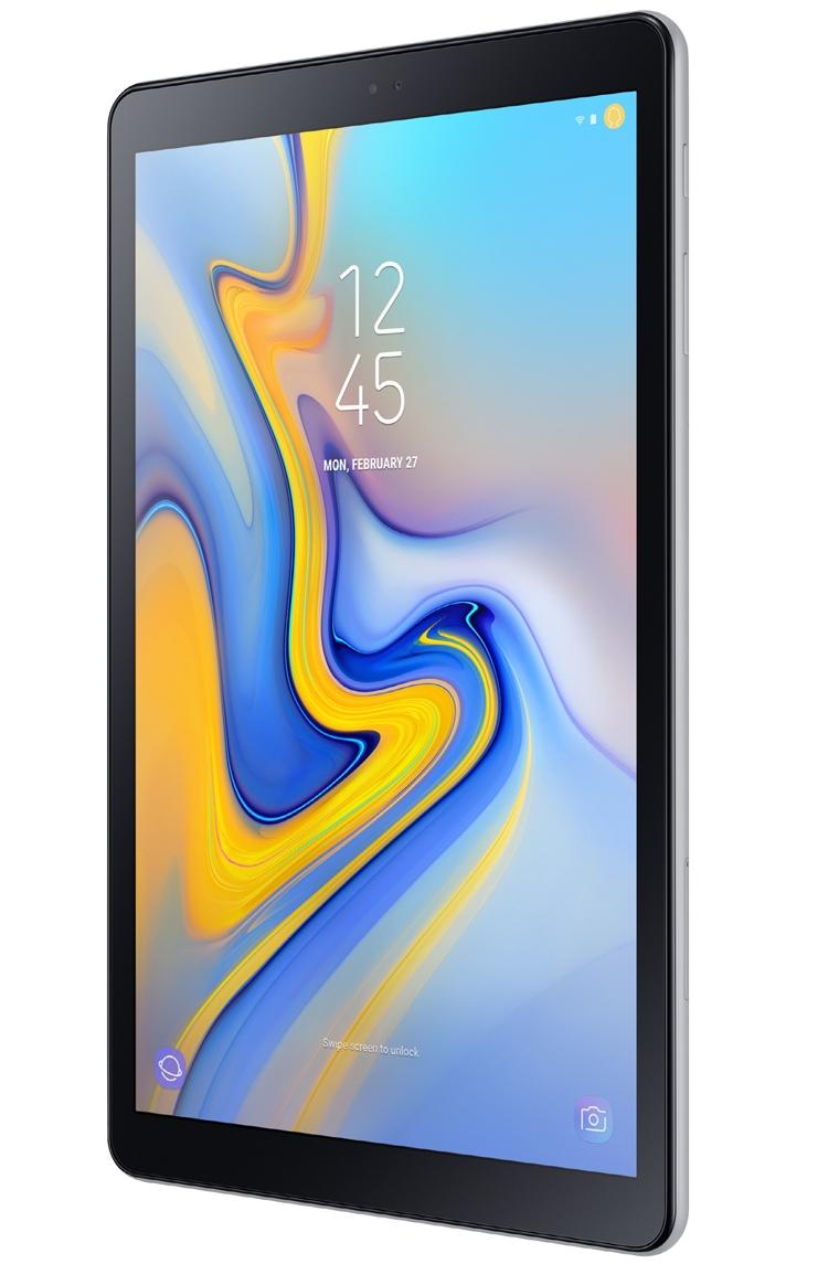 """Samsung Galaxy Tab A 10.5: мультимедийный планшет с поддержкой LTE"""""""