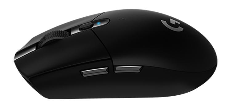 """Игровая мышь Logitech G304 использует технологию беспроводной связи LightSpeed"""""""