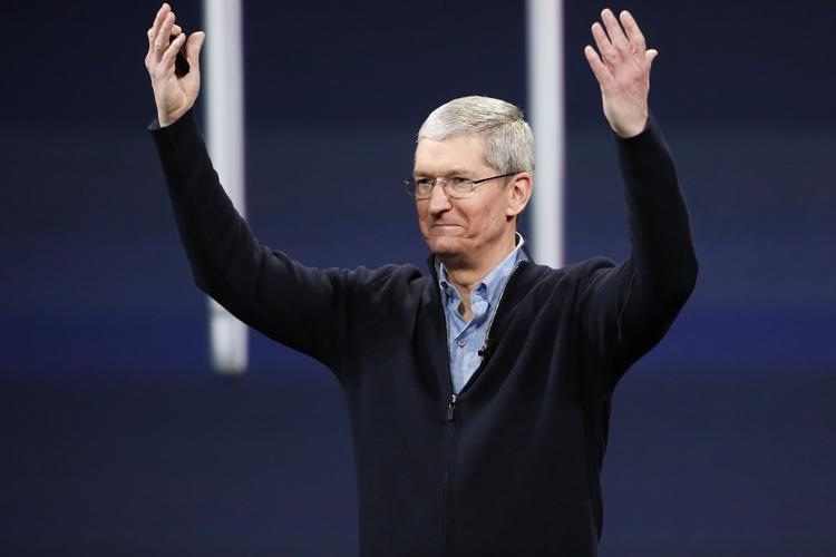 Генеральный директор Apple Тим Кук (Tim Cook)