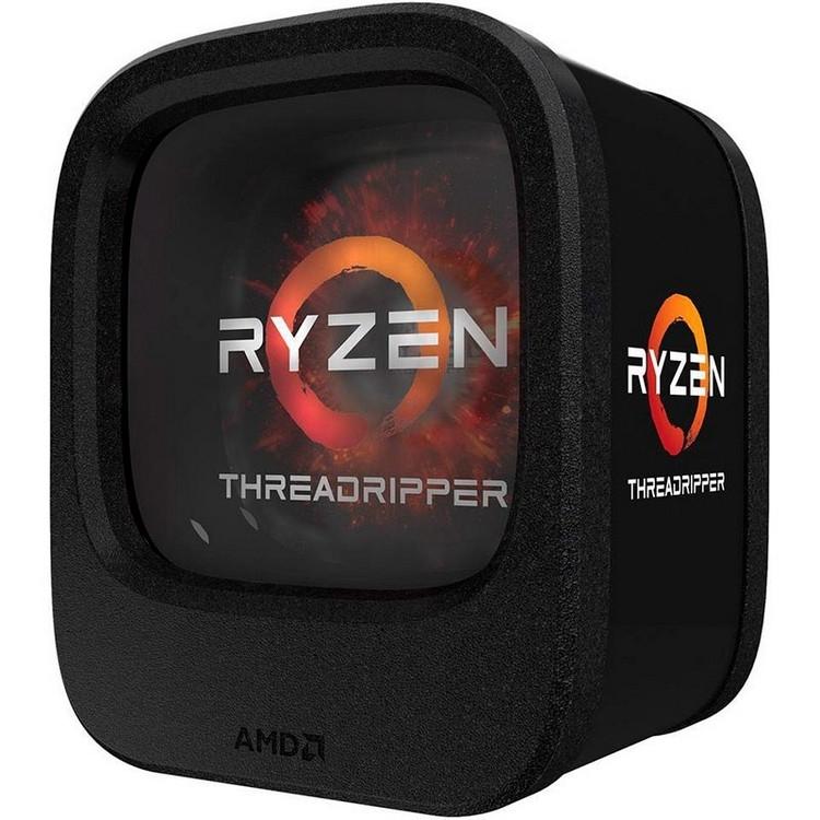 Упаковка прошлогодних Ryzen Threadripper первого поколения