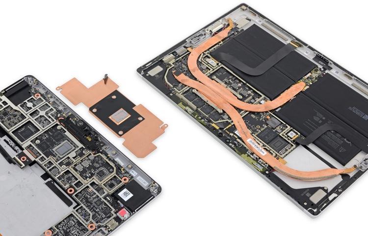 """iFixit: планшет Microsoft Surface Go отремонтировать не удастся"""""""