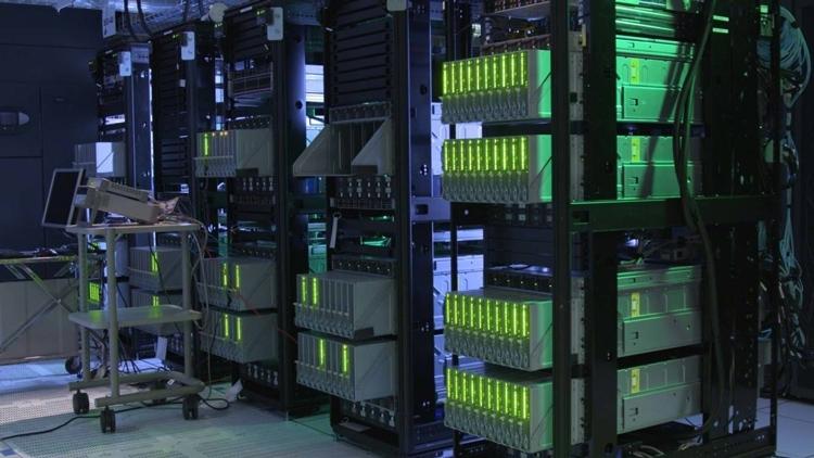 Одна из последних реализаций проекта HPE The Machine