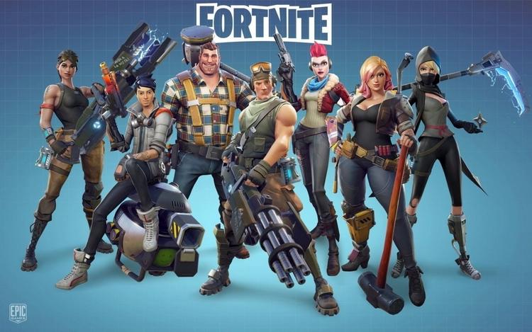 - epic games fortnite smartphone