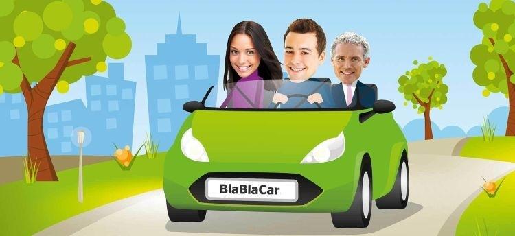 """Сервисы совместных поездок BlaBlaCar и BeepCar объединятся"""""""
