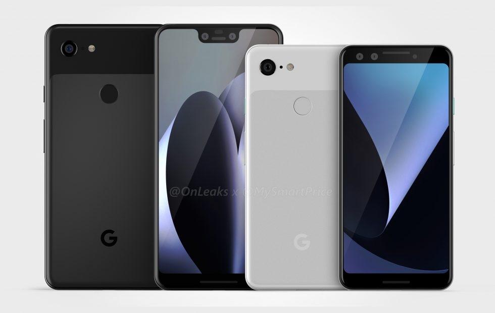 Дата запуска Pixel 3 была озвучена самой Google