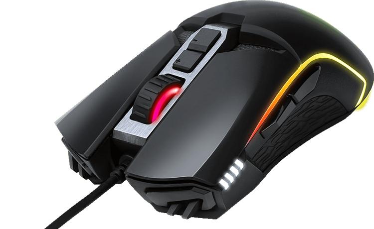 """GIGABYTE Aorus M5: игровая мышь с изменяемым весом"""""""