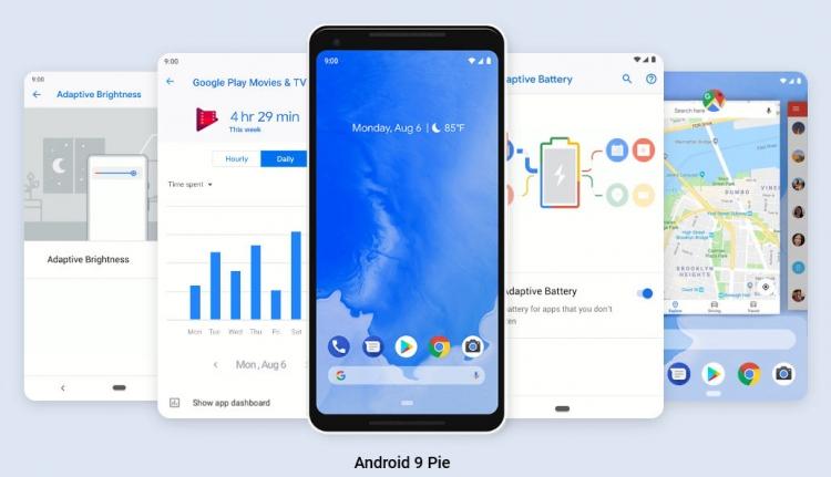 """Google выпустила Android 9.0 Pie, ОС уже доступна для смартфонов Pixel и Essential"""""""