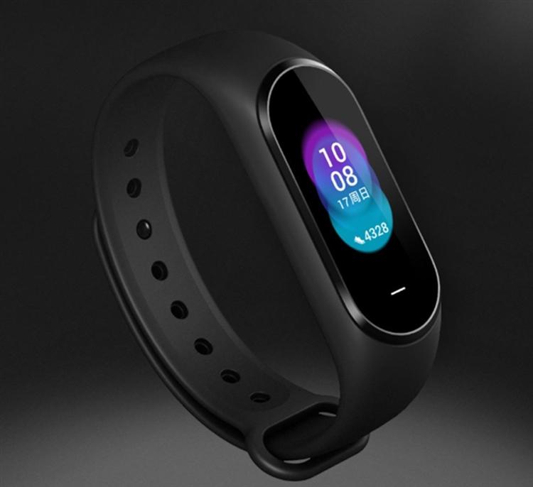 Фитнес-браслет Xiaomi Black Plus NFC