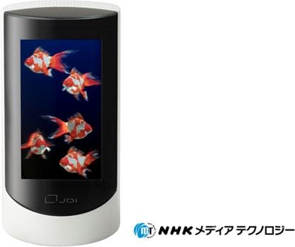 Стереоскопический 5,5-дюймовый дисплей светового поля (JDI)
