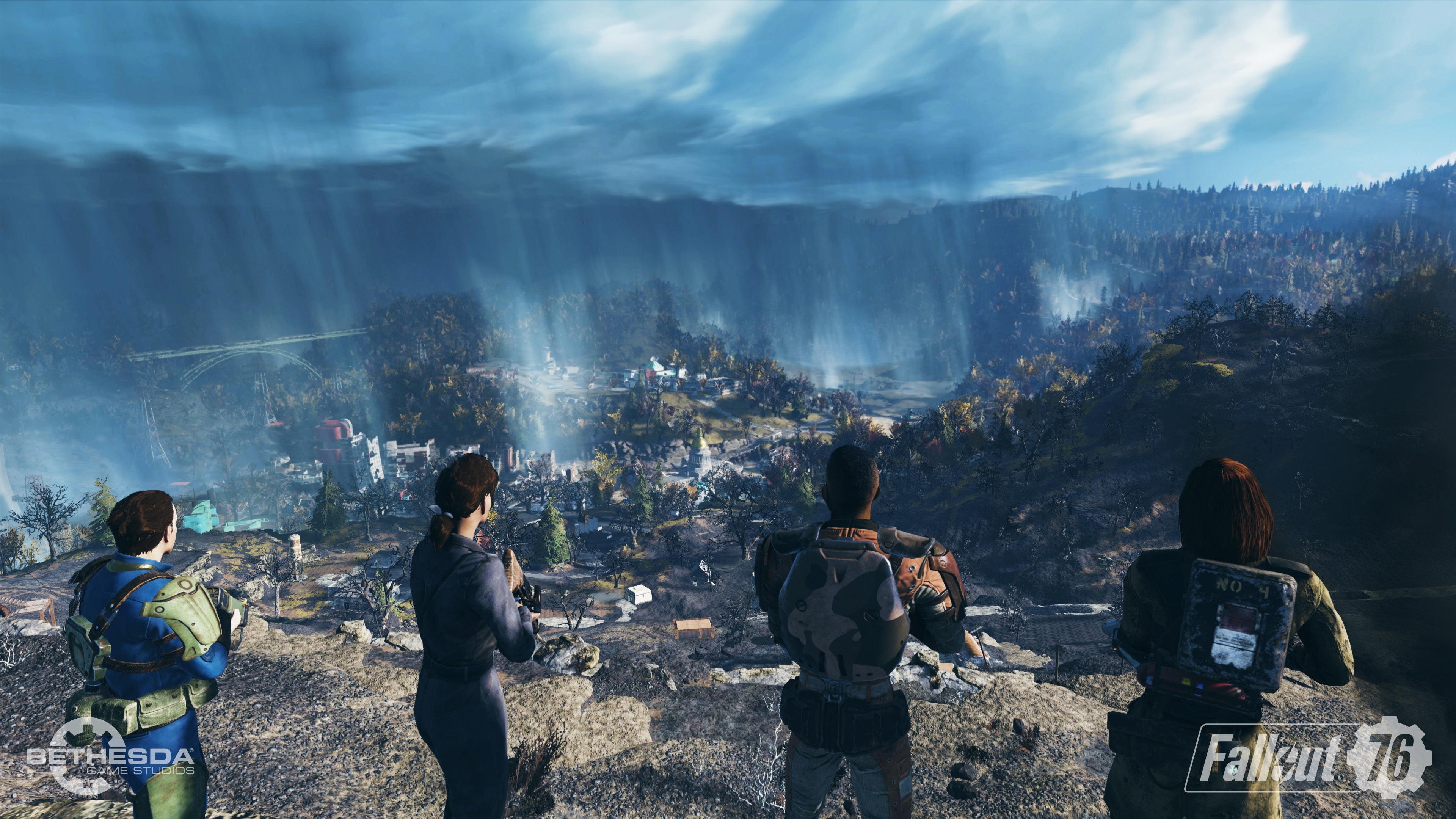 Fallout 76 обойдёт Steam стороной