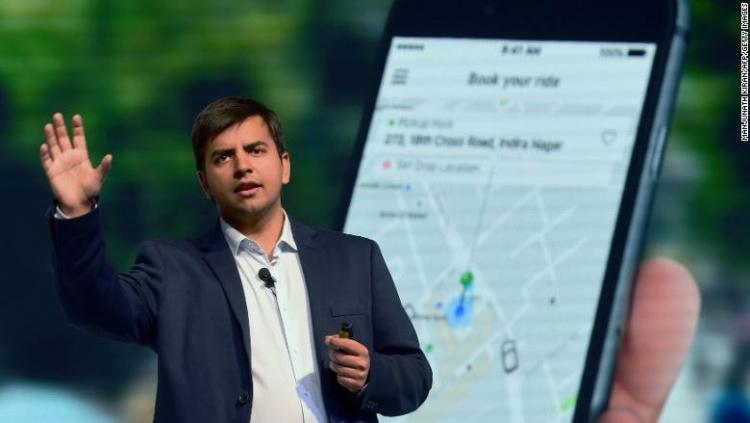 """Индийский конкурент потеснит Uber в Великобритании"""""""