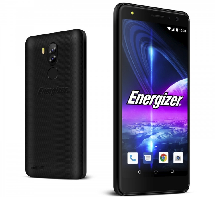 Смартфон Energizer Power Max P490