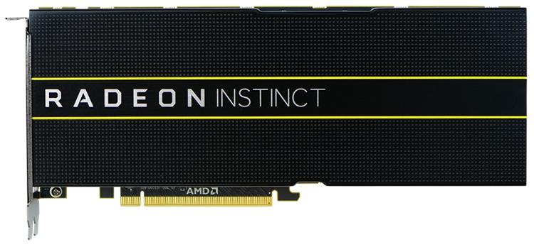 Radeon Instinct MI25 вскоре получит своего преемника