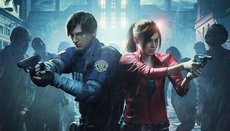Ремейк Resident Evil 2