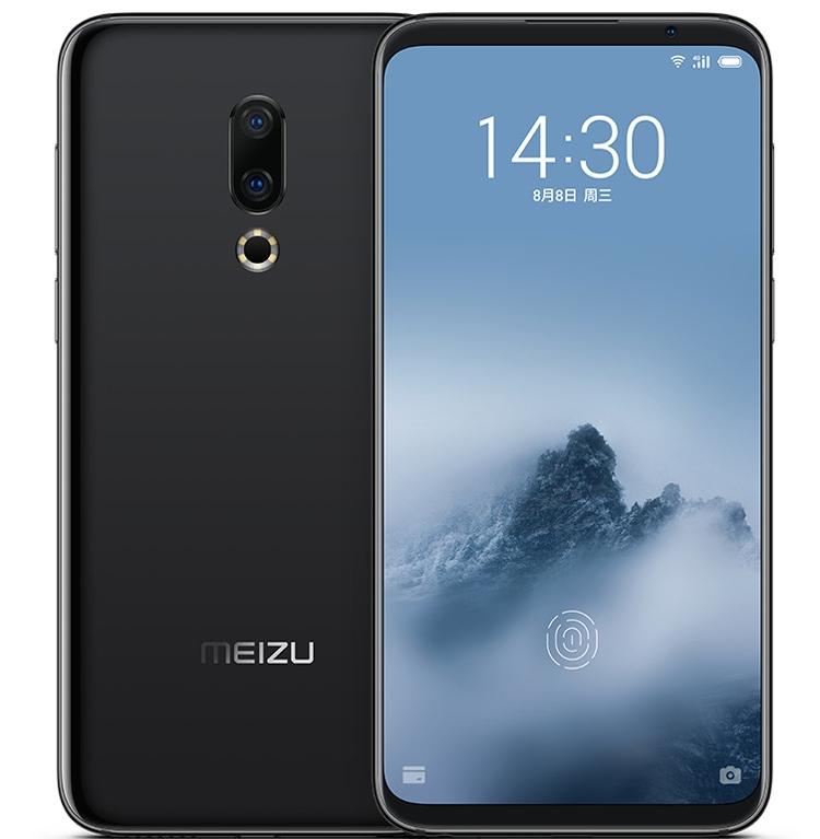 """Дебют Meizu 16 и 16 Plus: смартфоны с экранным сканером отпечатков пальцев"""""""