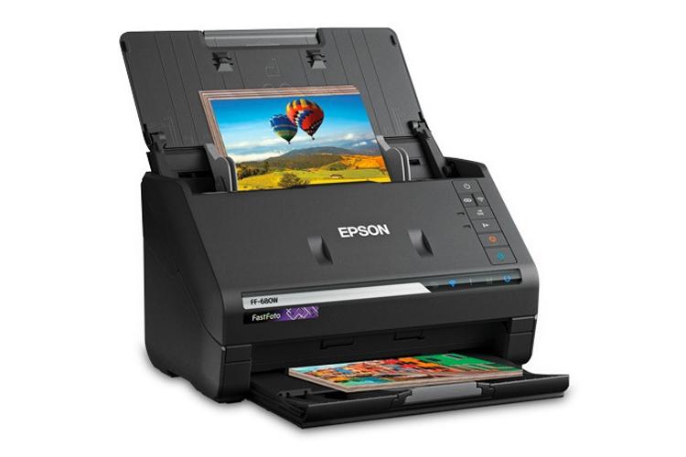 """Epson выпустила самый быстрый в мире персональный фотосканер"""""""