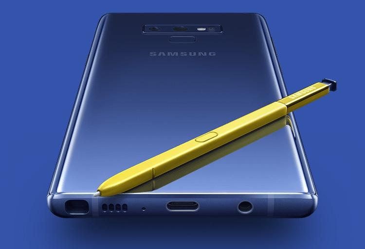 """Анонс Galaxy Note 9 состоялся: габаритный экран, ёмкая батарея и мощное перо S Pen"""""""