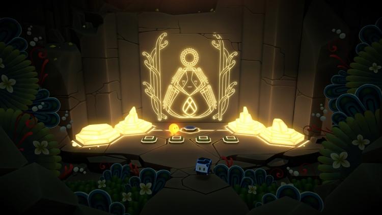 Кооперативный пазл о дружбе камня и упавшей звезды Pode скоро выйдет на PlayStation 4