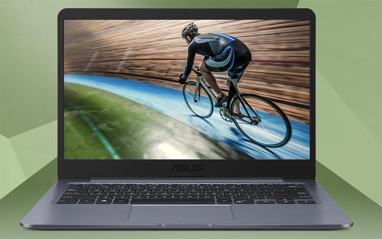 "Ноутбук ASUS E406MA имеет безвентиляторную конструкцию"""