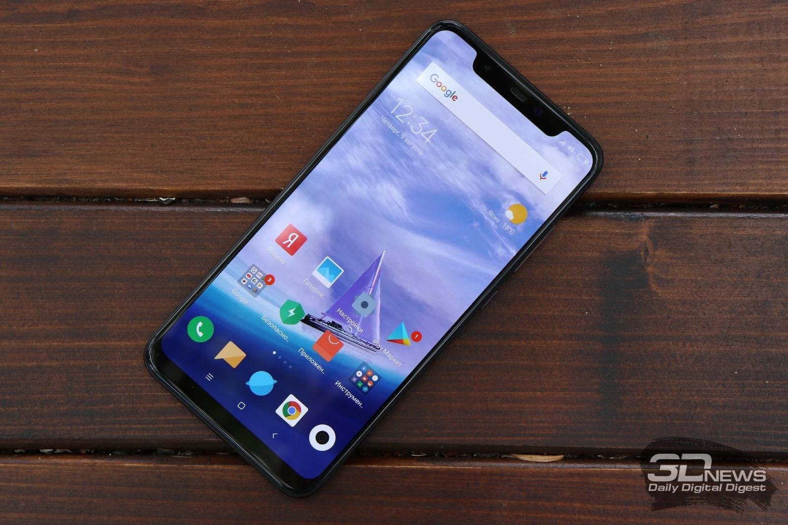 Обзор Xiaomi Mi 8: главный смартфон Xiaomi возвращается