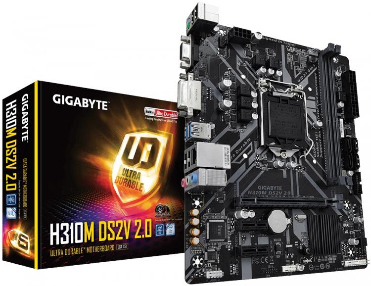 GIGABYTE H310M DS2V 2.0