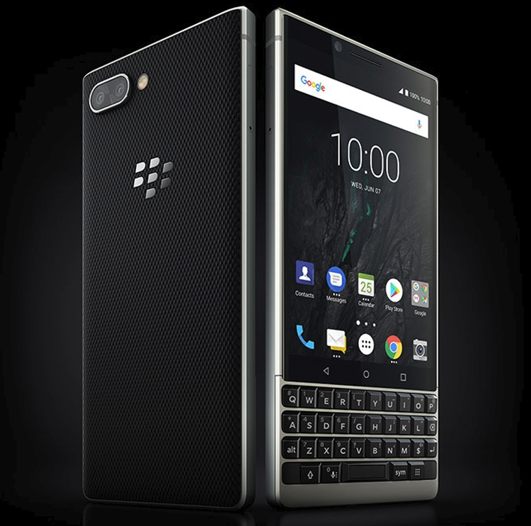 Смартфон BlackBerry KEY2 LE