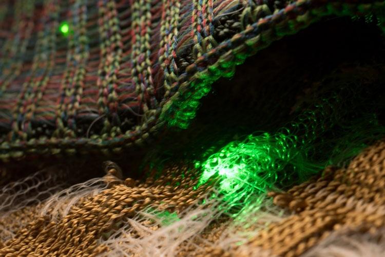 "Грядёт революция в текстиле: «электроника» станет мягкой и шелковистой"""