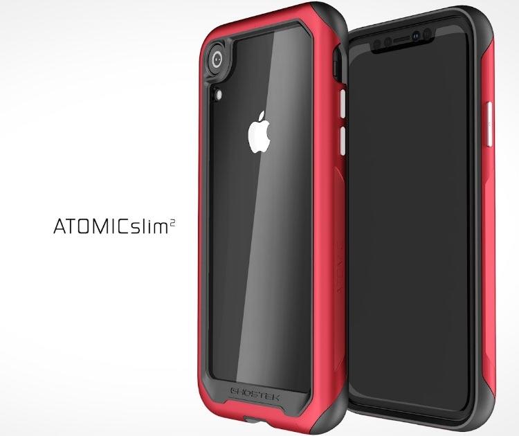 Удешевлённый iPhone в чехле от Ghostek