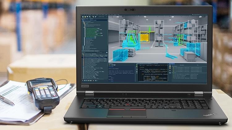 """Мобильные рабочие станции Lenovo ThinkPad P72 получили 6-ядерные Intel Xeon"""""""