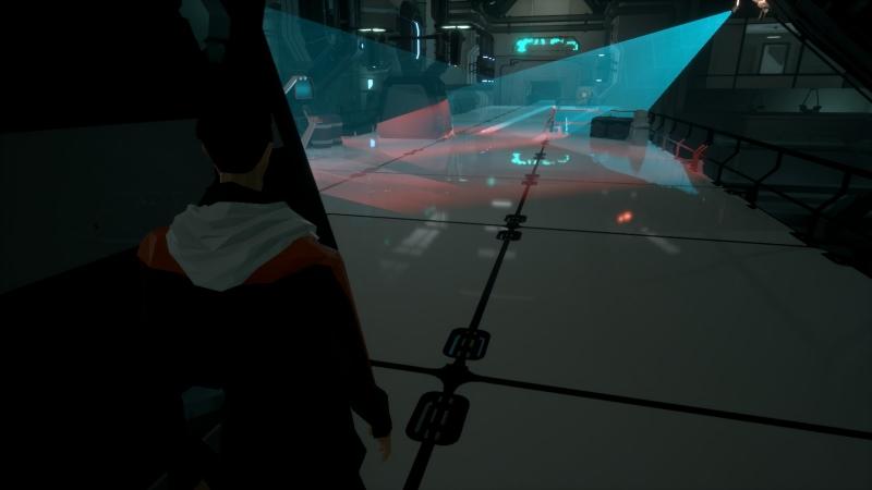 Побег из лаборатории — один из самых интересных с точки зрения геймплея эпизодов