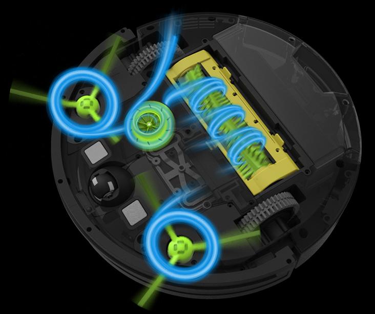 Система очистки GEN 3 CyclonePower