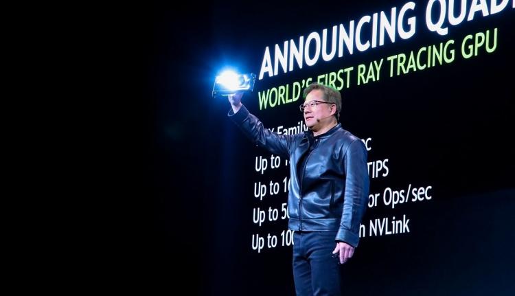 """Что принесёт на рынок новая архитектура NVIDIA Turing?"""""""