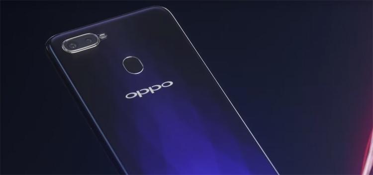 """К выпуску готовится смартфон Oppo F9 Pro с дисплеем высокого разрешения"""""""