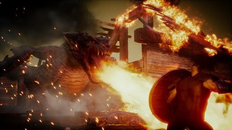 Rune, сиквел игры 2000 года, воспламенит ранний доступ Steam в сентябре