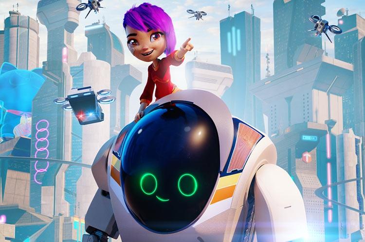 """Netflix выпустит 7 сентября CG-мультфильм «Следующее поколение»"""""""