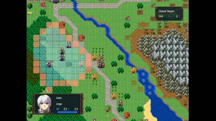 Ролевая стратегия в классическом стиле Vestaria Saga выйдет в Steam в 2019 году