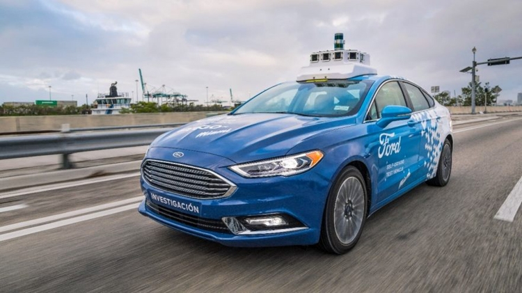 """Ford и Alibaba Cloud займутся «умными» автомобилями"""""""