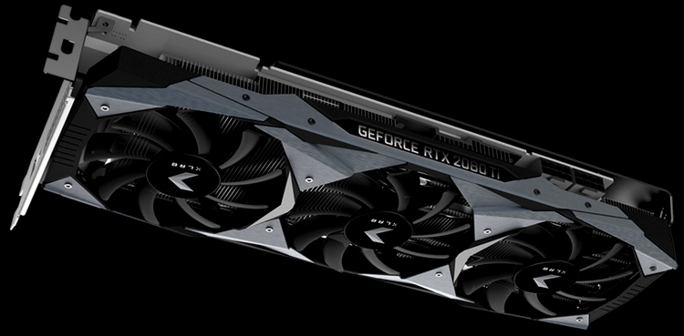 Дороже Pascal: PNY случайно раскрыла цену GeForce RTX 2080