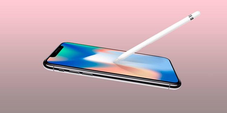 """Новые сообщения о поддержке Apple Pencil в новых iPhone с OLED-экранами"""""""