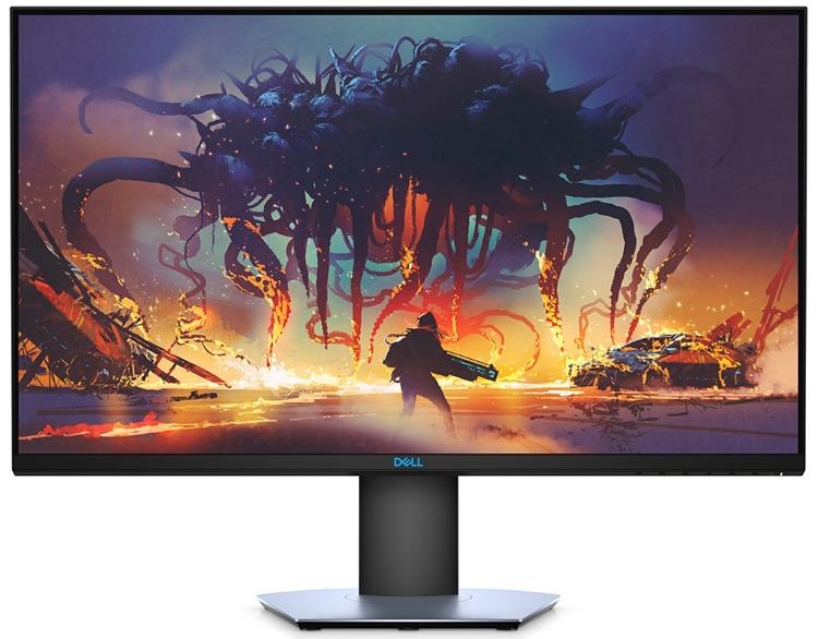 """Частота обновления новых игровых мониторов Dell достигает 155 Гц"""""""