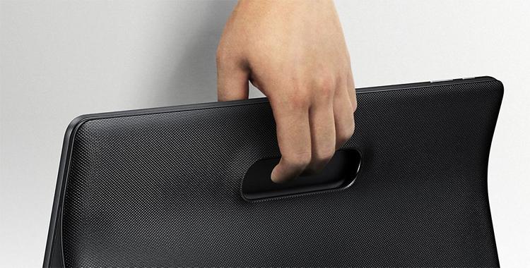 """Samsung выпустит гигантский планшет Galaxy View нового поколения"""""""