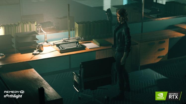 """Видео: NVIDIA и Remedy рассказали о трассировке лучей в Control"""""""