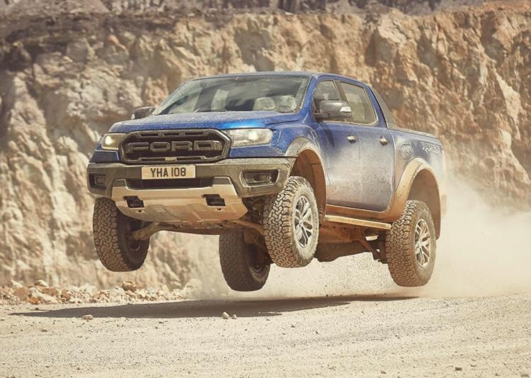 Новый Форд Ranger Raptor: премьера наGamescom