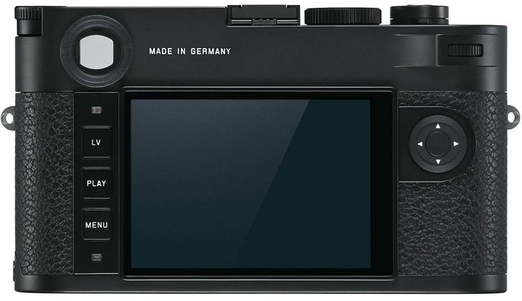 """Фотоаппарат Leica M10-P оснащён сенсорным дисплеем"""""""