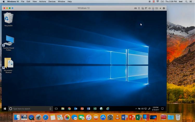 """Вышла новая версия системы виртуализации Parallels Desktop 14 for Mac"""""""