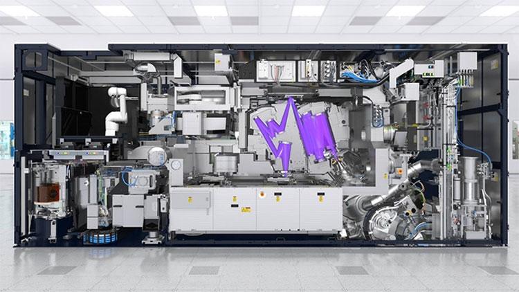 Литографический сканер ASML диапазона EUV