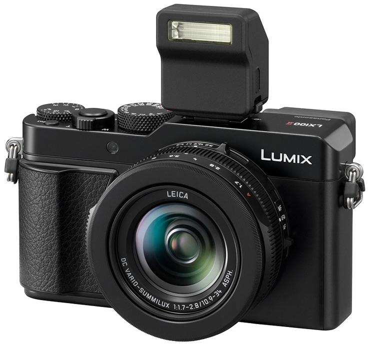 """Компактный фотоаппарат Panasonic Lumix DC-LX100 II стоит $1000"""""""