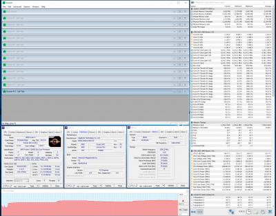 Разгон процессора Ryzen 5 2600X