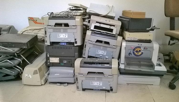 """Мировой рынок печатающей техники практически не растёт"""""""