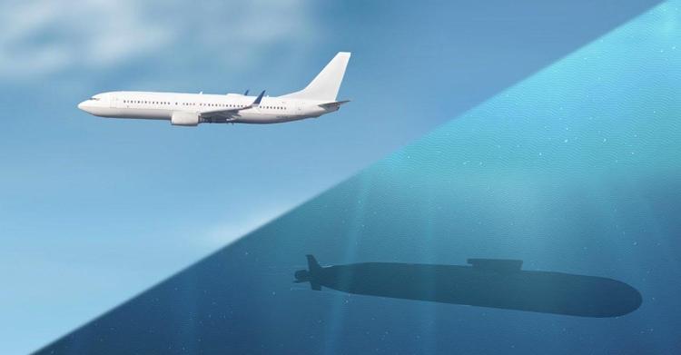 """Создана система, упрощающая связь подлодок с самолётами"""""""